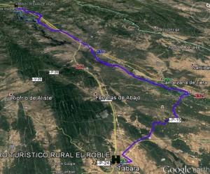 2ª ETAPA Tábara-Puebla de Sanabria