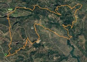 84km berrocal